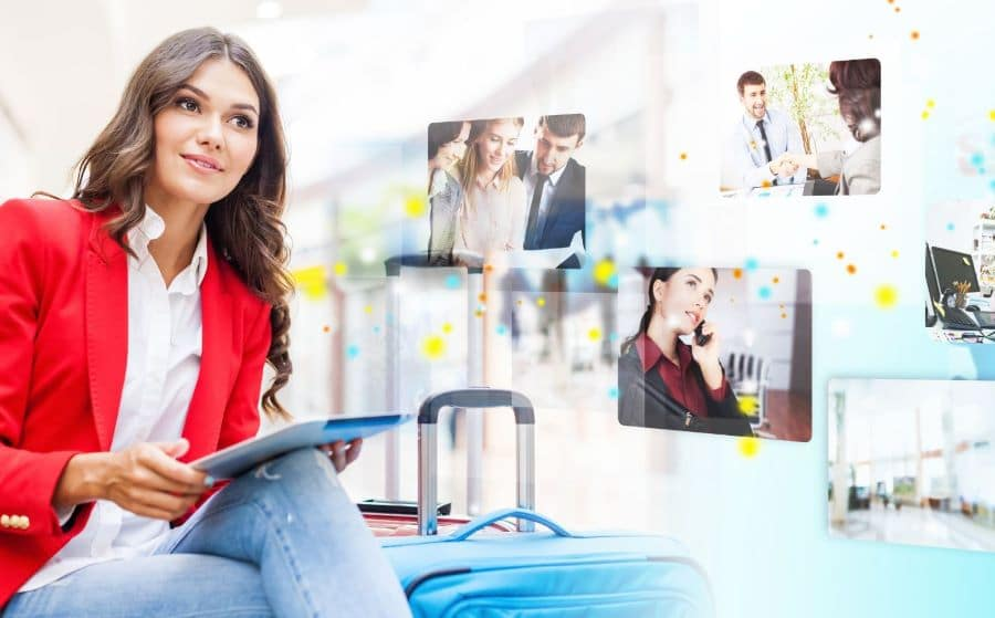 Voyages professionnels internationaux