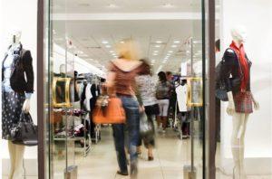 commerce de détail d'habillement
